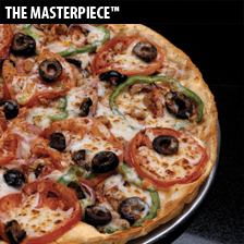 The Masterpiece Pizza